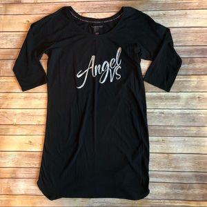 Victoria's Secret VS Angel Glitter Sleep Shirt L